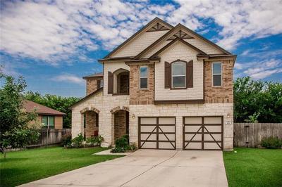 Kyle Single Family Home Pending - Taking Backups: 953 Apricot Dr