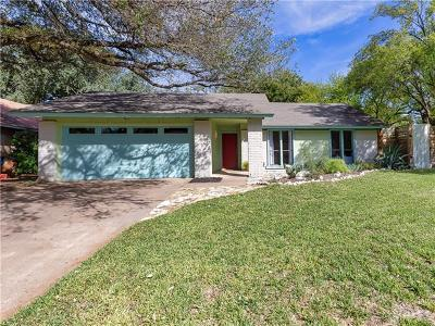 Single Family Home For Sale: 5111 Fort Mason Dr