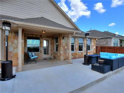 Pflugerville Single Family Home For Sale: 3113 Murrelet Way