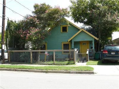 Austin Single Family Home For Sale: 1313 W 12th St