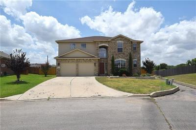 Harker Heights Single Family Home For Sale: 637 Tundra Dr