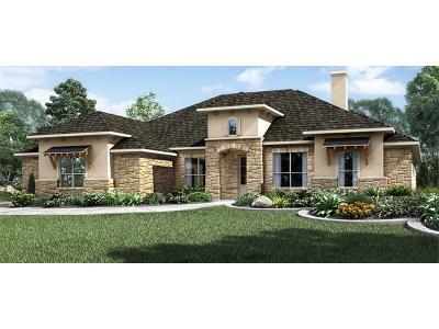 Leander Single Family Home For Sale: 217 Highland Oaks Dr