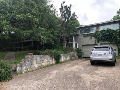 Travis County Single Family Home For Sale: 2810 Rollingwood Dr