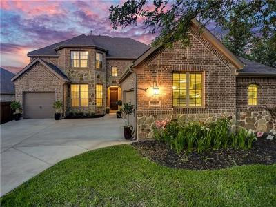 Cedar Park Single Family Home For Sale: 118 Driftwood Dr