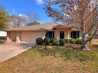 Single Family Home For Sale: 3620 Aspen Creek Pkwy