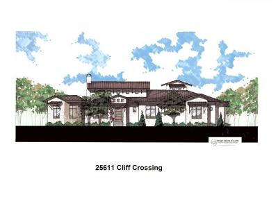 Spicewood Single Family Home For Sale: 25611 Cliff Xing