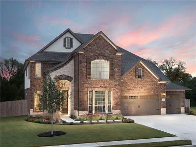 Round Rock Single Family Home Pending - Taking Backups: 2296 Hat Bender Loop