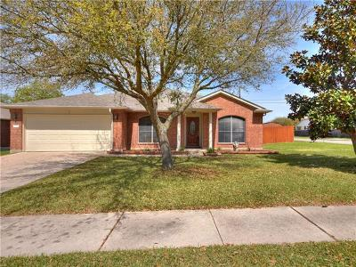 Single Family Home For Sale: 4006 Texella