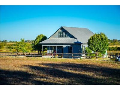Georgetown Single Family Home Pending - Taking Backups: 430 County Road 254
