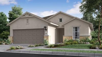 Round Rock Single Family Home For Sale: 5087 Cassia Way