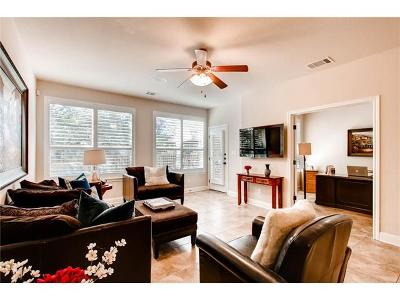 Lakeway Condo/Townhouse For Sale: 15313 Glen Heather Dr