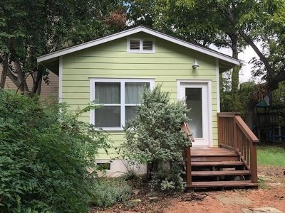 Austin Rental For Rent: 4412 Barrow Ave #B