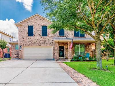 Pflugerville Single Family Home Pending - Taking Backups: 2916 Grand Mission Way