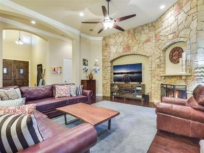 Georgetown Single Family Home For Sale: 1214 Shinnecock Hills Dr