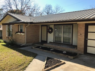 Single Family Home For Sale: 2502 East Side Dr