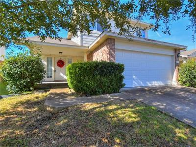 Pflugerville Single Family Home Pending - Taking Backups: 1600 Darjeeling Dr