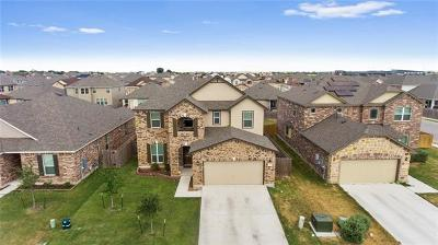 Round Rock Single Family Home For Sale: 7989 Arezzo Dr