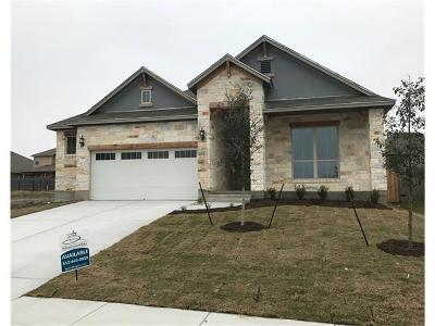 Pflugerville Single Family Home For Sale: 17416 Silent Harbor Loop
