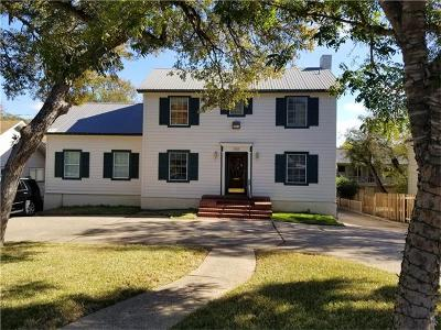 Austin Single Family Home For Sale: 1505 Parkway