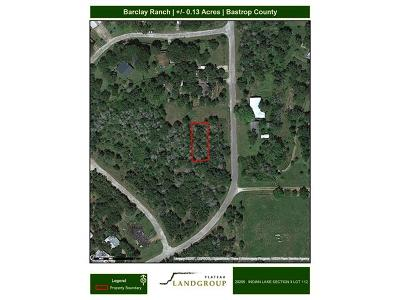 Smithville Residential Lots & Land For Sale: TBD Inca