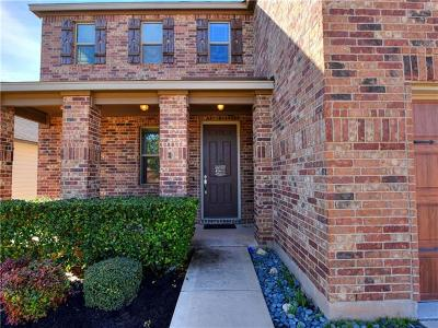 Pflugerville Single Family Home Pending - Taking Backups: 14424 Lake Victor Dr