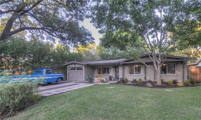 Single Family Home For Sale: 5005 Strass Dr