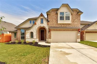 Pflugerville Single Family Home Pending - Taking Backups: 3624 Tor Ln