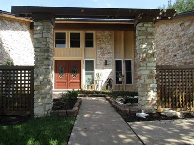 Round Rock Single Family Home For Sale: 1001 Walsh Ln