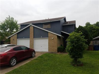 Multi Family Home For Sale: 1103 Windy Trl