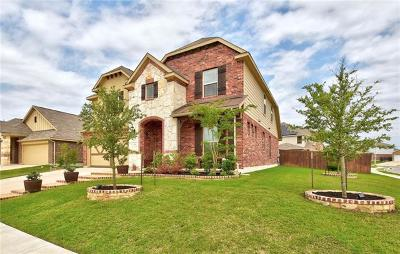 Buda Single Family Home For Sale: 201 Parkrose Dr