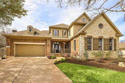 Round Rock Single Family Home Pending - Taking Backups: 3504 Hidden Oaks Cv