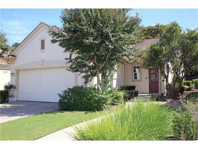 Single Family Home Pending - Taking Backups: 314 Hills Of Texas Trl