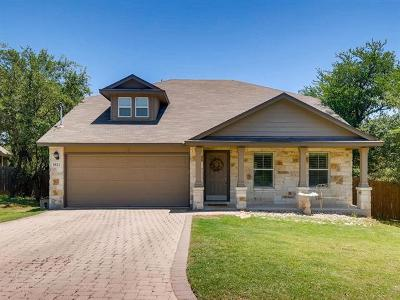 San Marcos Single Family Home For Sale: 1921 Stonehaven
