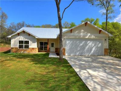 Bastrop Single Family Home For Sale: 144 Kaelepulu Dr