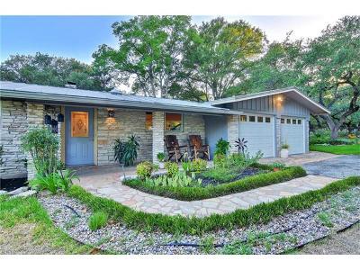 Travis County Single Family Home For Sale: 8627 Thunderbird Rd
