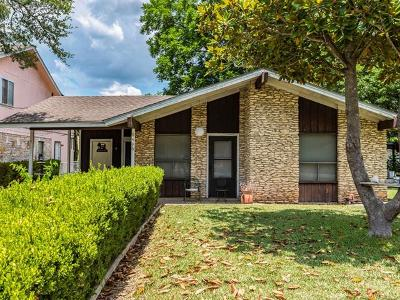 Austin Single Family Home For Sale: 6406 Santos St