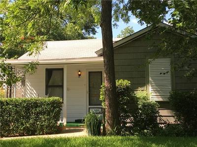 Austin Single Family Home For Sale: 1406 E 34th St S