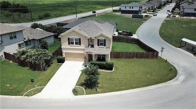 Pflugerville Single Family Home For Sale: 19401 Orts Ln