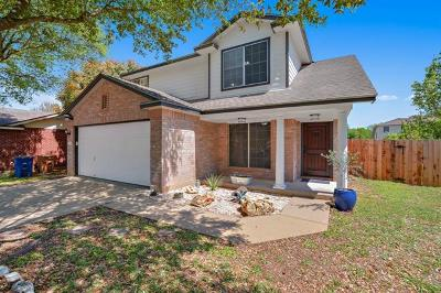 Austin Single Family Home Pending - Taking Backups: 1308 Summoners Tale Ct