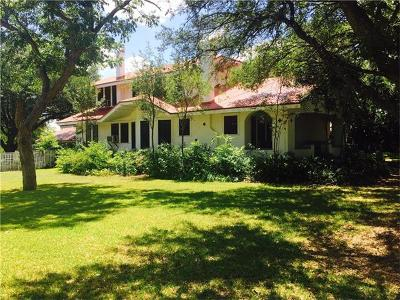 Taylor Single Family Home For Sale: 1602 Lexington St