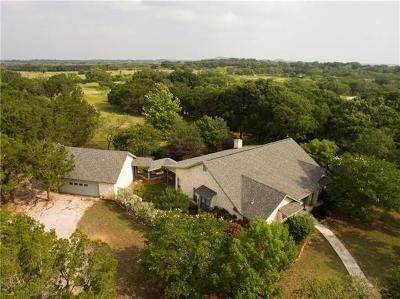 Marble Falls Single Family Home For Sale: 620 Avenida Serena