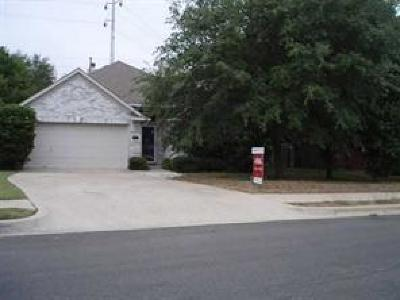 Cedar Park Single Family Home Coming Soon