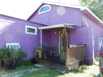 Austin Single Family Home For Sale: 1705 E Cedar Ave