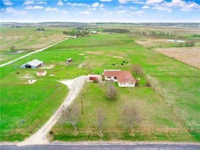 Georgetown Farm For Sale: 485 County Road 154