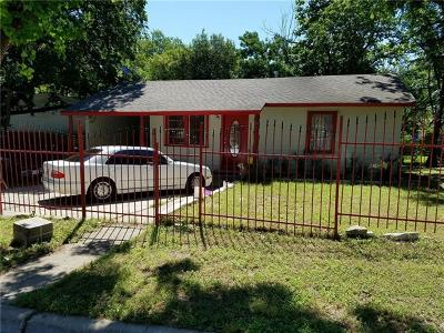Single Family Home For Sale: 1601 N Redondo Dr