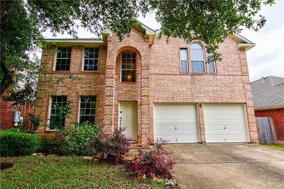 Stone Canyon, Stone Canyon Sec 01, Stone Canyon Sec 02, Stone Canyon Sec 04, Stone Canyon Sec 06b, Stone Canyon Sec 06c, Stone Canyon Sec 07a, Stone Canyon Sec 08c, Stone Oak At Round Rock Sec 04, Stone Oak At Round Rock Sec 4 Single Family Home For Sale: 8619 Priest River Dr