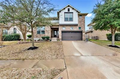 Round Rock Single Family Home Pending - Taking Backups: 4326 Angelico Ln
