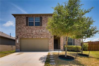 Buda Single Family Home For Sale: 208 Feathergrass Dr