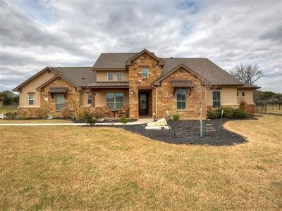 Georgetown Single Family Home For Sale: 412 Casa Verde Dr