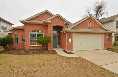 Buda Single Family Home For Sale: 341 Middle Creek Dr